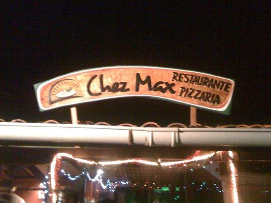Chez Max: ingresso ristorante