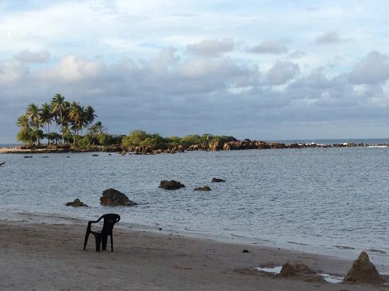 Chez Max: vista terza spiaggia