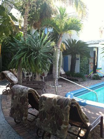 Best Florida Resort : Poolside
