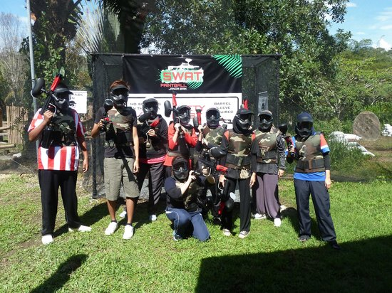 SWAT Paintball