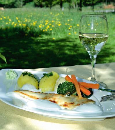 Holltaler Hof: Oberpfäler Fischküche