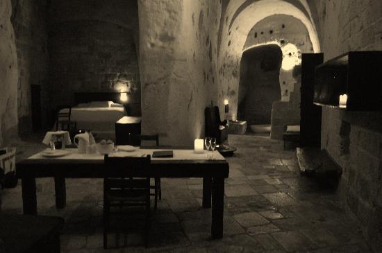 โรงแรม เซกตานติโอ เล กรอตเต เดลลา ซิวิตา: Suite n°8