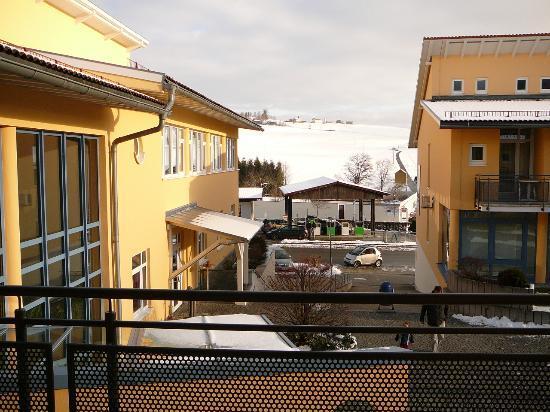 Hotel Klosterhof: das Zimmer wünsche ich niemandem