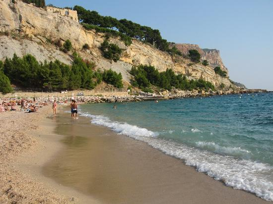 Provence Wine Tours : stop off at Cassis