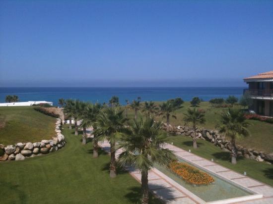 Capovaticano Resort Thalasso&Spa - MGallery by Sofitel: Vista dalla ns camera