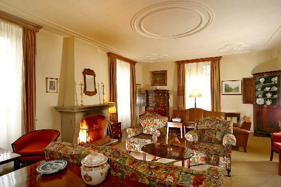 Quinta da Bela Vista: Manor House Living Room