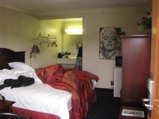 Legend Hotel Hollywood: Unser Doppelzimmer