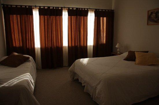 Hotel Peninsula de los Coihues: Habitación Hotel