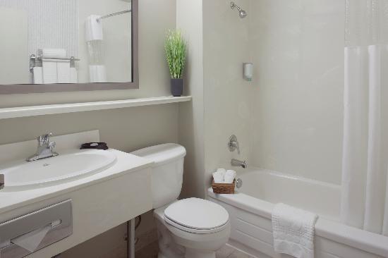 Stay Inn: Guestroom Washroom