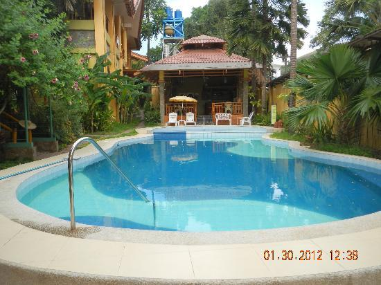 Darayonan Lodge: Pool