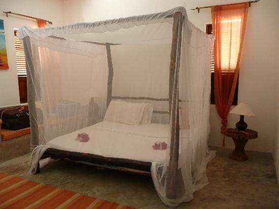 Raha Lodge: la camera