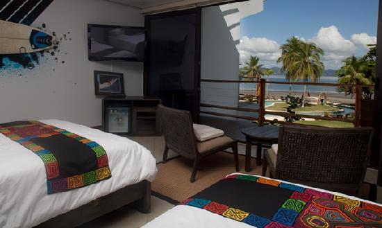 Nitro City Panama Action Sports Resort: Partner Room
