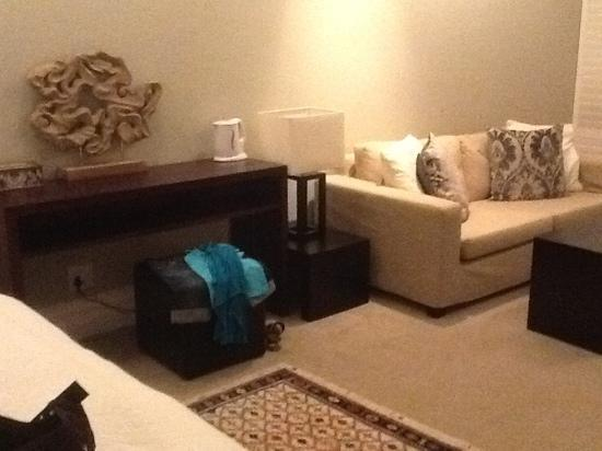Bishopsfield Guest House: lounge area