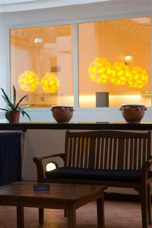 Hotel Correra 241: Terrazza
