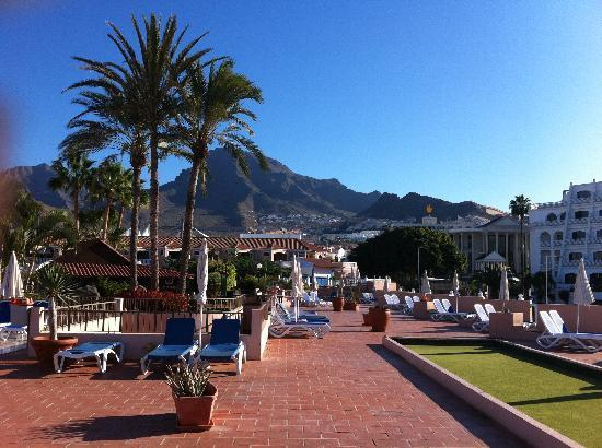 Sol Sun Beach Apartamentos : Utsikt fra takterrassen på hotellet_4