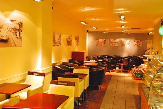Java & Co: Our Comfortable seating area