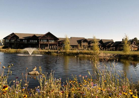 San Juan Mountain and Golf Resort: Timbers Town Home Rentals
