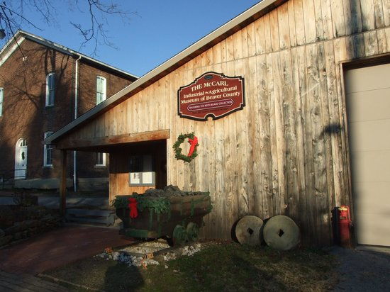 McCarl Industrial and Agricultural Museum of Beaver County