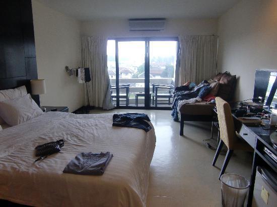 Amarin Samui Hotel: our room :)