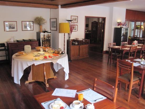 Best Western Vientiane Hotel: Frühstück