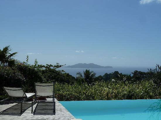 Le Jardin Malanga: Pool