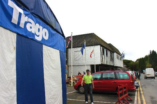 Trago Mills Family Shopping & Leisure Park : front