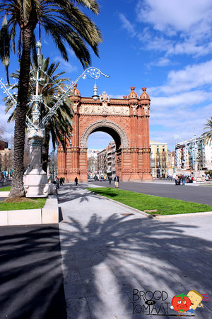 Brood en Tomaat: Arc de Triomf