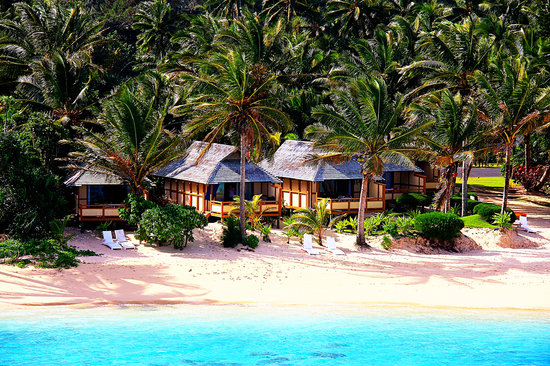 Vaimaanga, Cook Islands: Our beach and Beachfront Studios