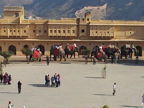 Tourist Drivers India: Jaipur