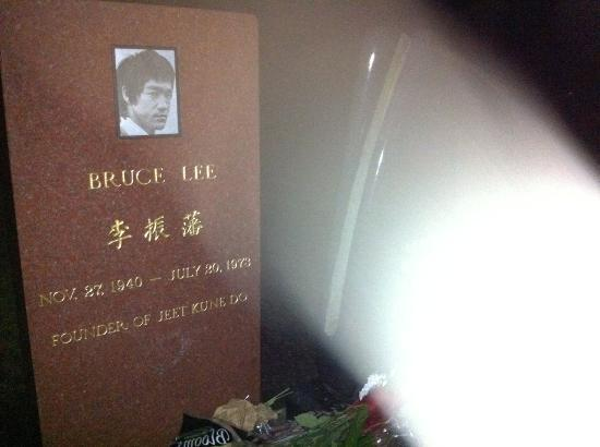 11th Avenue Inn Bed and Breakfast: Bruce Lee's Grave, nearby