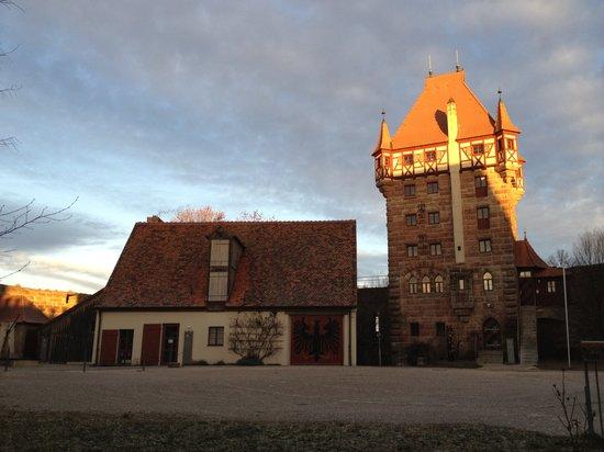Hotel Burg Abenberg: Scots Tower
