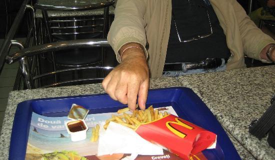 McDonald's : unsere Fritten