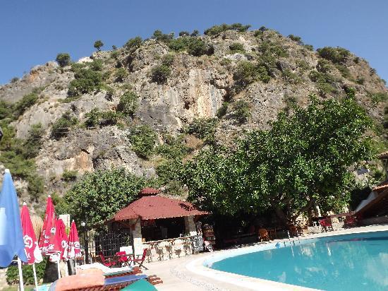 Lagoon Hotel: Poolside bar