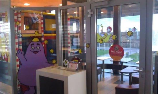 Königslutter am Elm, Deutschland: Kinderspielbereich