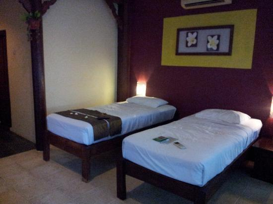 The Seminyak Village: prison quality beds