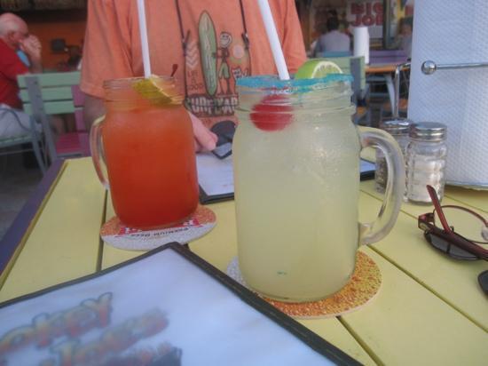 Smokey Joe's: good drinks too!