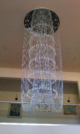 Casulo Hotel: lobby fixture