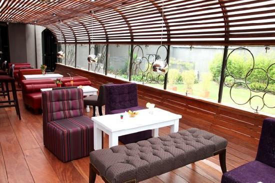 LA VINA : La nueva terraza