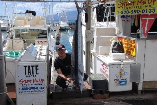 Start me up sport fishing lahaina hi top tips before for Start me up fishing