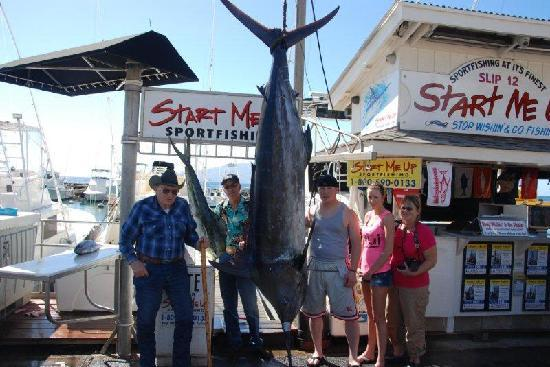 Start me up sport fishing lahaina all you need to for Start me up fishing