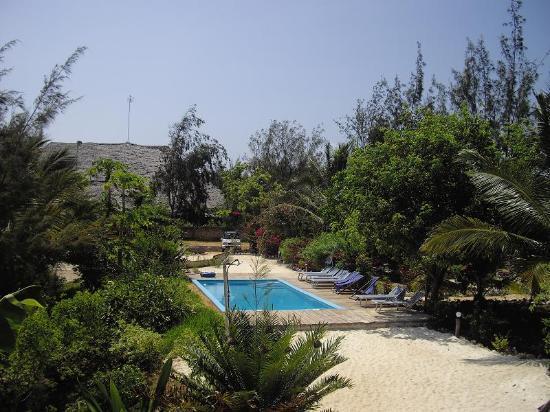 Pakachi Beach Hotel: Pool