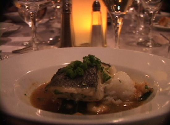 The Barnstable Restaurant and Tavern: Roasted Cod