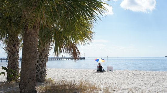 Port Charlotte, FL: Beach