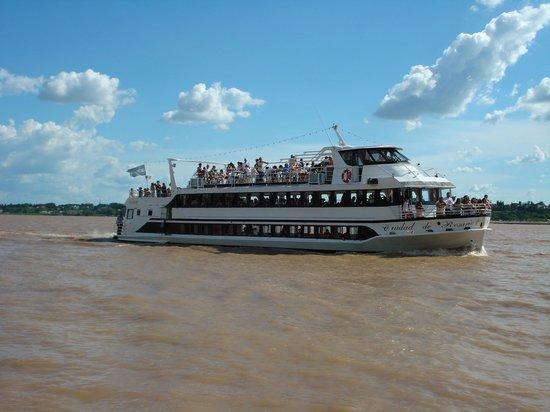 Barco Ciudad de Rosario 1