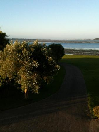 The Point Lodge : View from the room