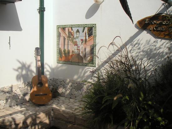 Giorgio's House Buenos Aires: Our courtyard