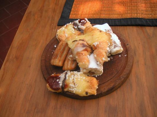 Giorgio's House Buenos Aires: Pastries!