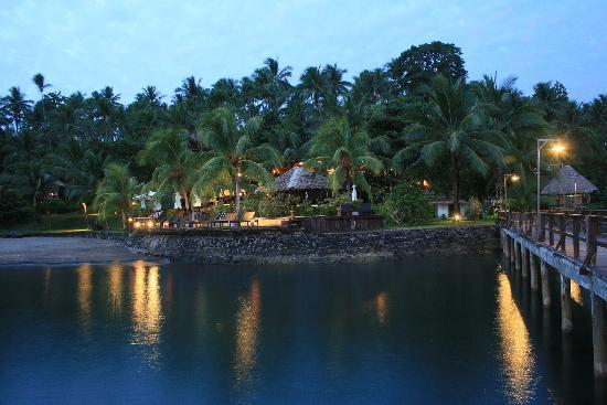 Kima Bajo Resort & Spa, Manado: The resort