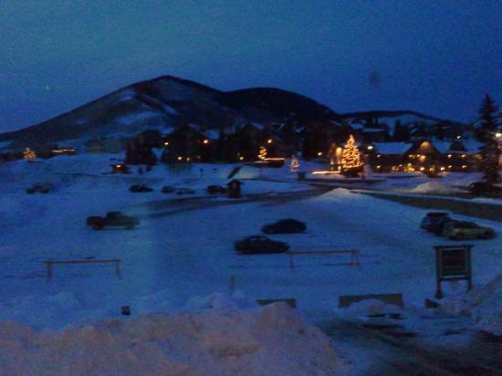 Grand Lodge Crested Butte: View from other bedroom window