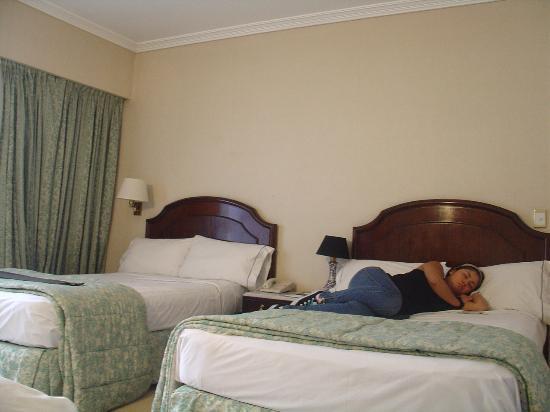 Elevage Buenos Aires Hotel: habitacion triple